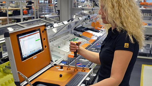 Mission RDB avvitatori industriali