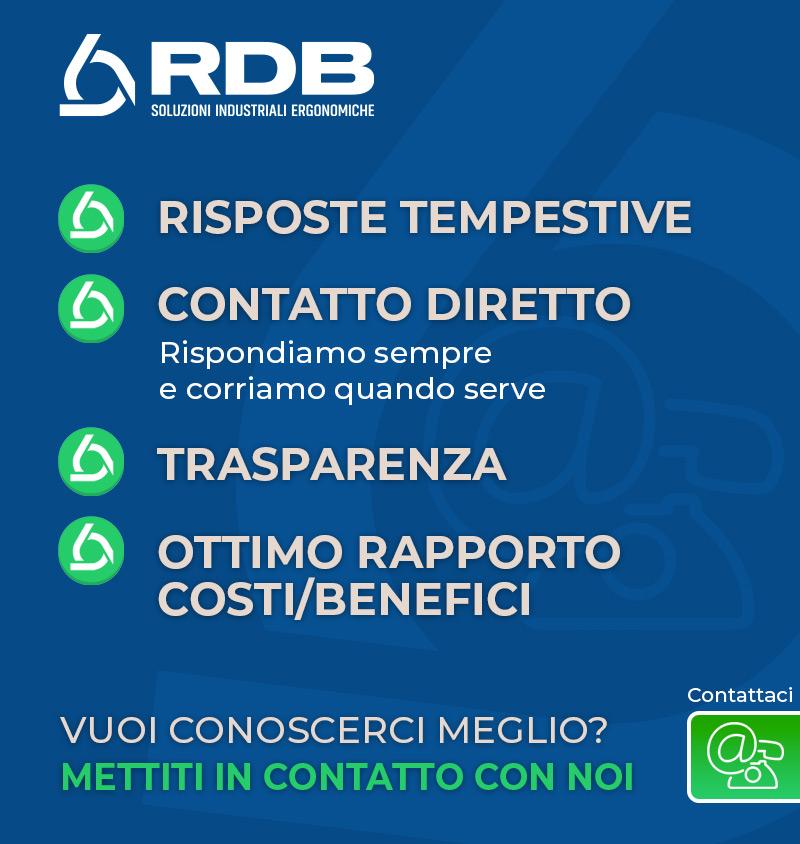 Perché scegliere RDB